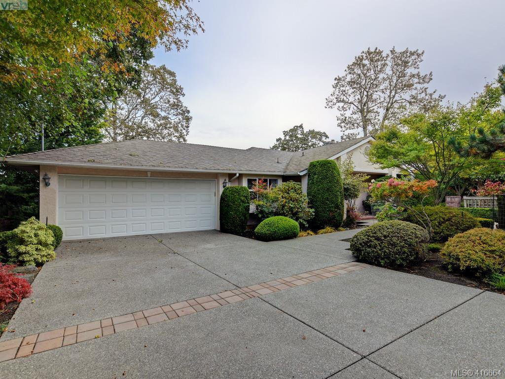 Main Photo: 3735 Crestview Rd in VICTORIA: SE Cadboro Bay House for sale (Saanich East)  : MLS®# 826514