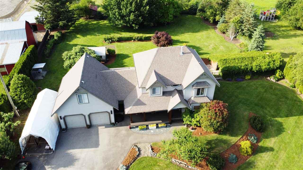 Main Photo: 42987 SOUTH SUMAS Road in Sardis - Greendale: Greendale Chilliwack House for sale (Sardis)  : MLS®# R2461229