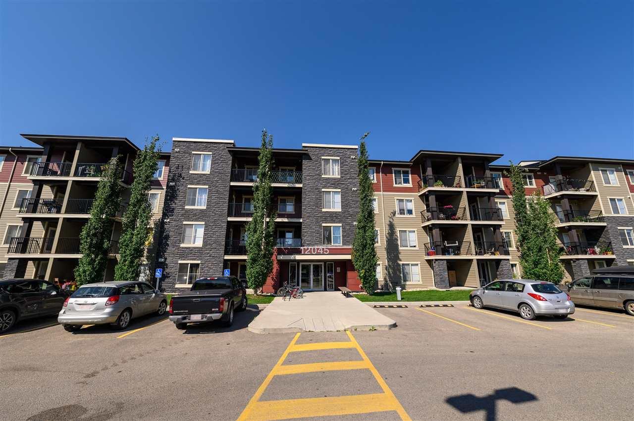 Main Photo: 105 12045 22 Avenue in Edmonton: Zone 55 Condo for sale : MLS®# E4209442