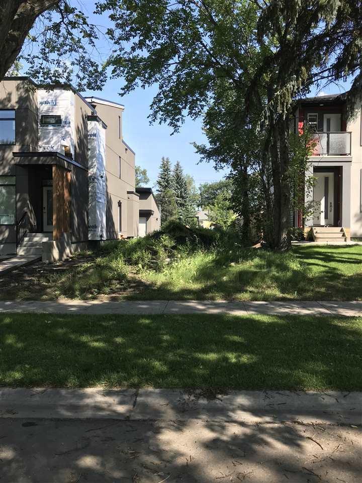 Main Photo: 7956 80 Avenue in Edmonton: Zone 17 Vacant Lot for sale : MLS®# E4168636