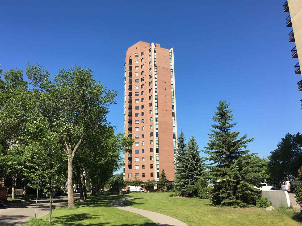 Main Photo: 401 10035 SASKATCHEWAN Drive in Edmonton: Zone 15 Condo for sale : MLS®# E4169099