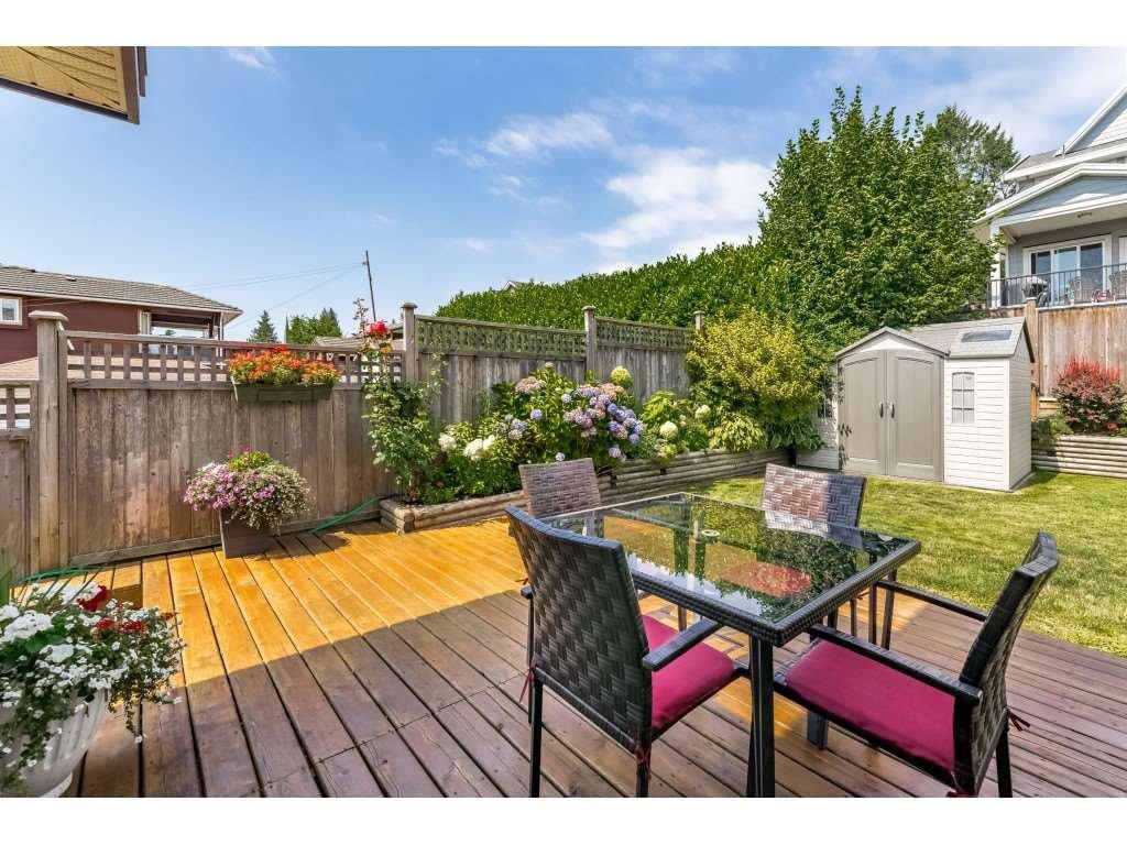 Photo 19: Photos: 831 QUADLING Avenue in Coquitlam: Coquitlam West House 1/2 Duplex for sale : MLS®# R2412905