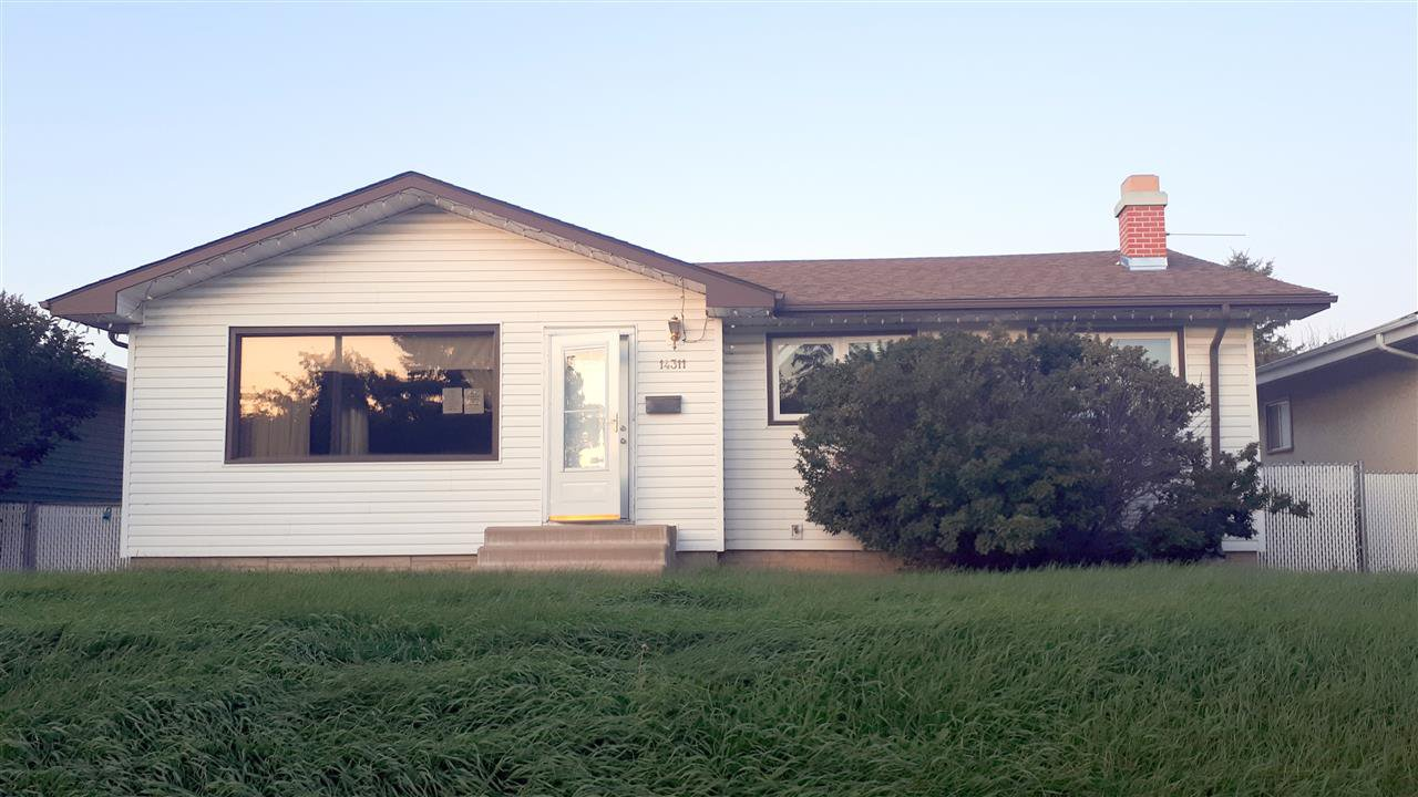 Main Photo: 14311 87 Street NW in Edmonton: Zone 02 House for sale : MLS®# E4185059