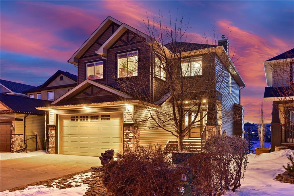 Main Photo: 226 SAGEWOOD Grove SW: Airdrie Detached for sale : MLS®# C4292290