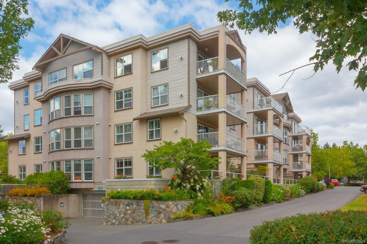 Main Photo: 109 1240 Verdier Ave in : CS Brentwood Bay Condo Apartment for sale (Central Saanich)  : MLS®# 852039