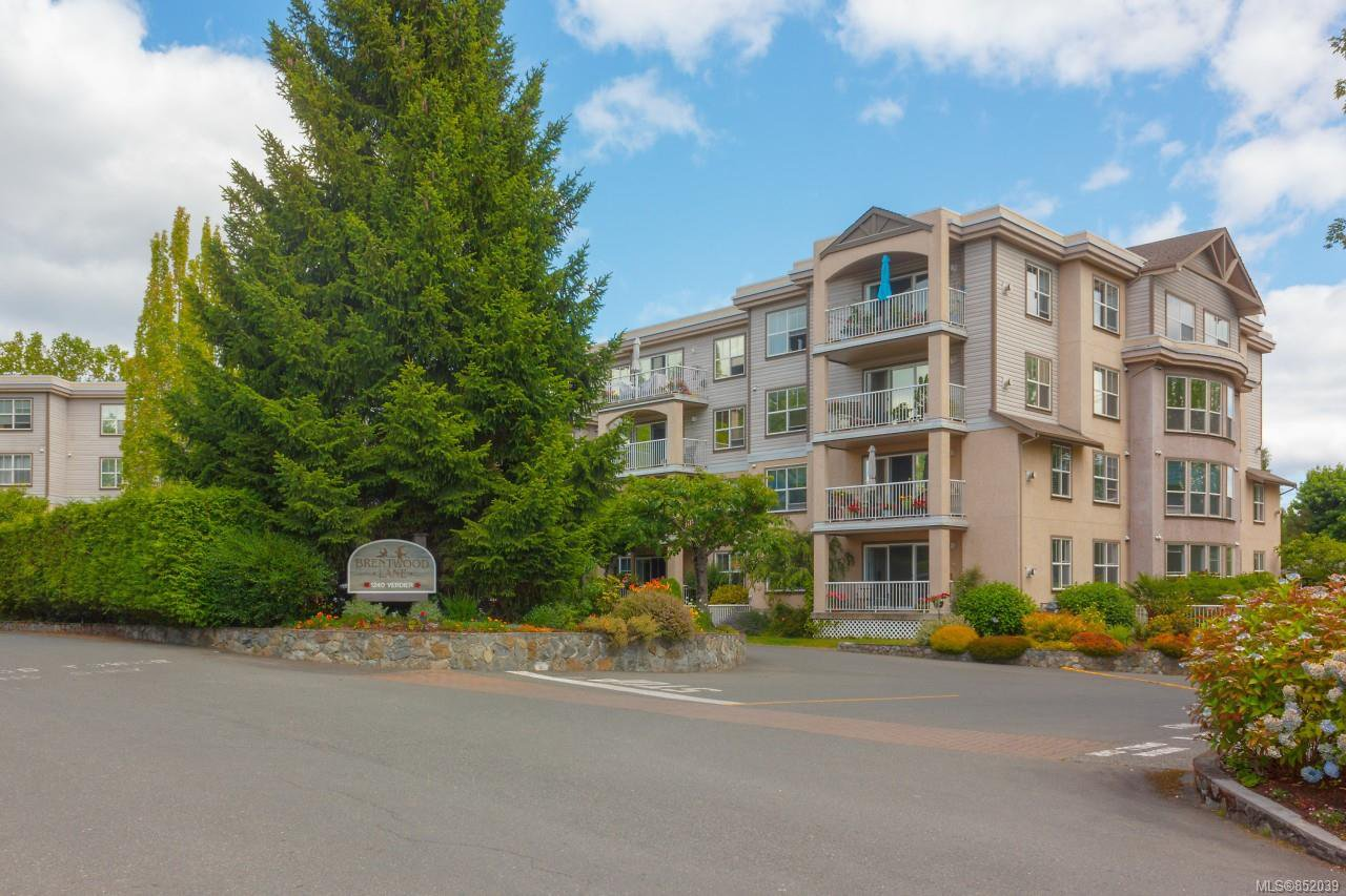 Photo 2: Photos: 109 1240 Verdier Ave in : CS Brentwood Bay Condo for sale (Central Saanich)  : MLS®# 852039