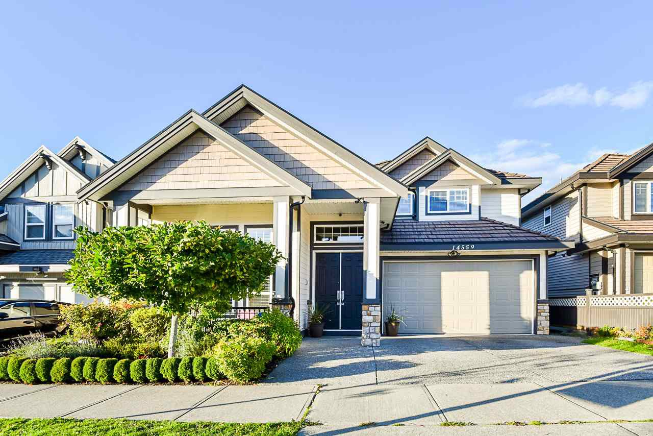 Main Photo: 14559 61A Avenue in Surrey: Sullivan Station House for sale : MLS®# R2508726