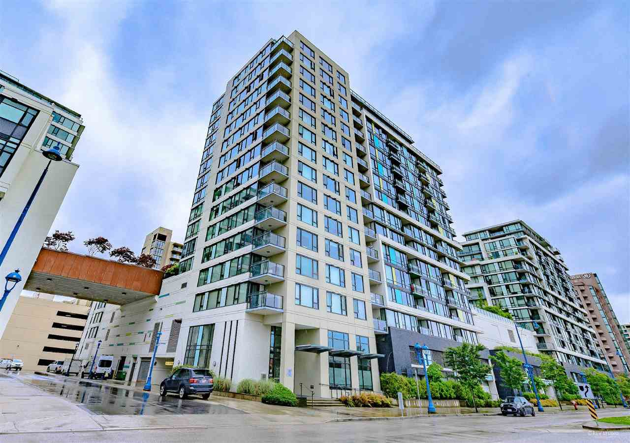 Main Photo: 1003 7888 ACKROYD Road in Richmond: Brighouse Condo for sale : MLS®# R2465554