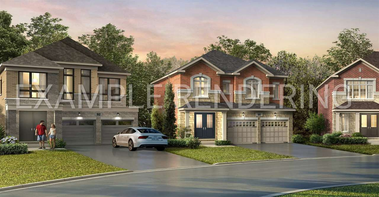 Main Photo: LOT B 1376 GLENBROOK Street in Coquitlam: Burke Mountain Land for sale : MLS®# R2496542