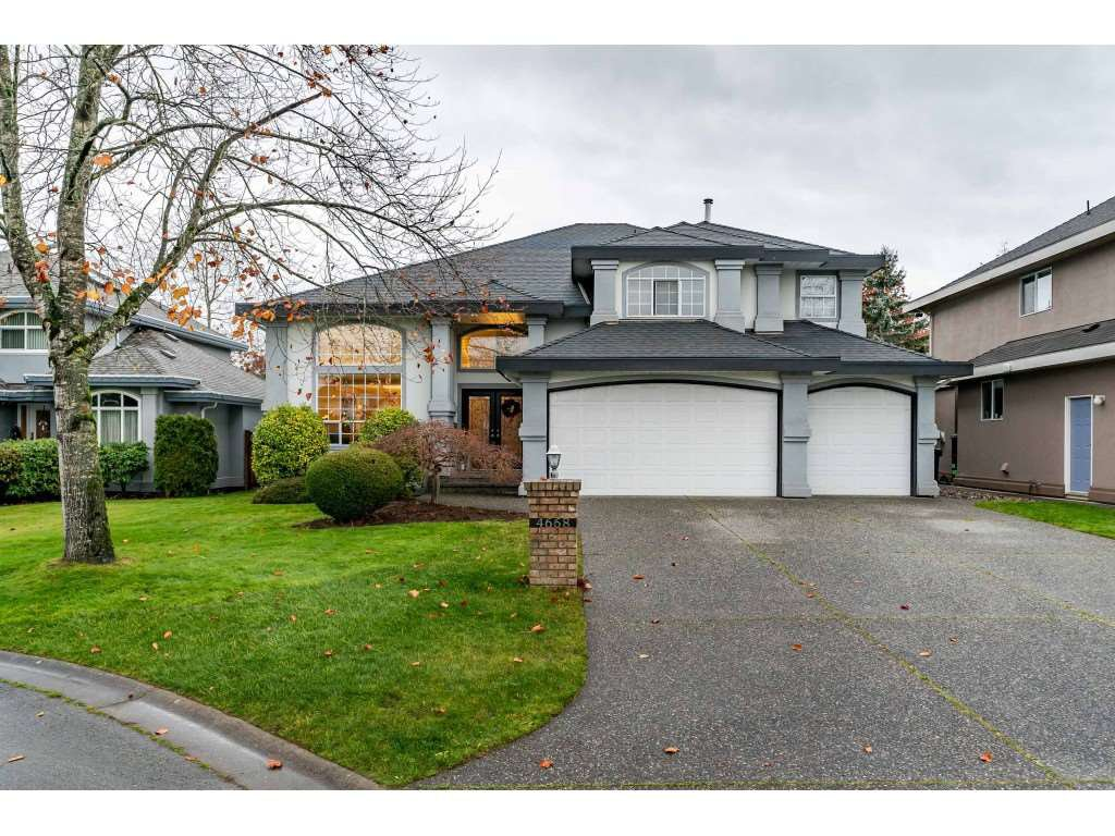 """Main Photo: 4668 218A Street in Langley: Murrayville House for sale in """"Murrayville"""" : MLS®# R2519813"""
