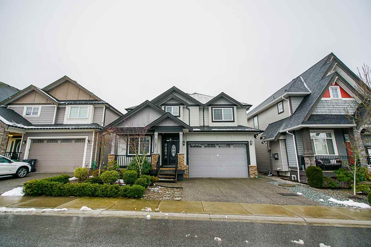 Main Photo: 8087 211 Street in Langley: Willoughby Heights House for sale : MLS®# R2434811
