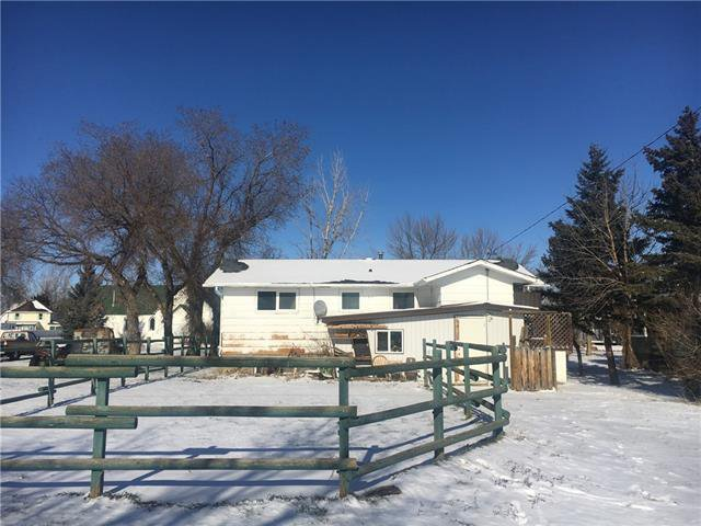 Main Photo: 4935 50 Avenue: Stavely Detached for sale : MLS®# C4302657