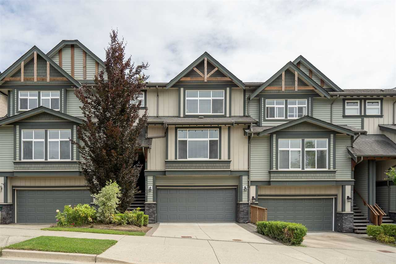 """Main Photo: 22968 GILBERT Drive in Maple Ridge: Silver Valley Townhouse for sale in """"Silver Valley"""" : MLS®# R2469489"""