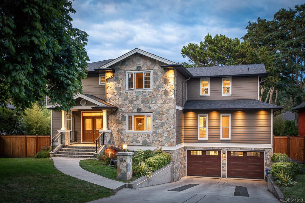 Main Photo: 785 Hampshire Rd in Oak Bay: OB South Oak Bay House for sale : MLS®# 844813