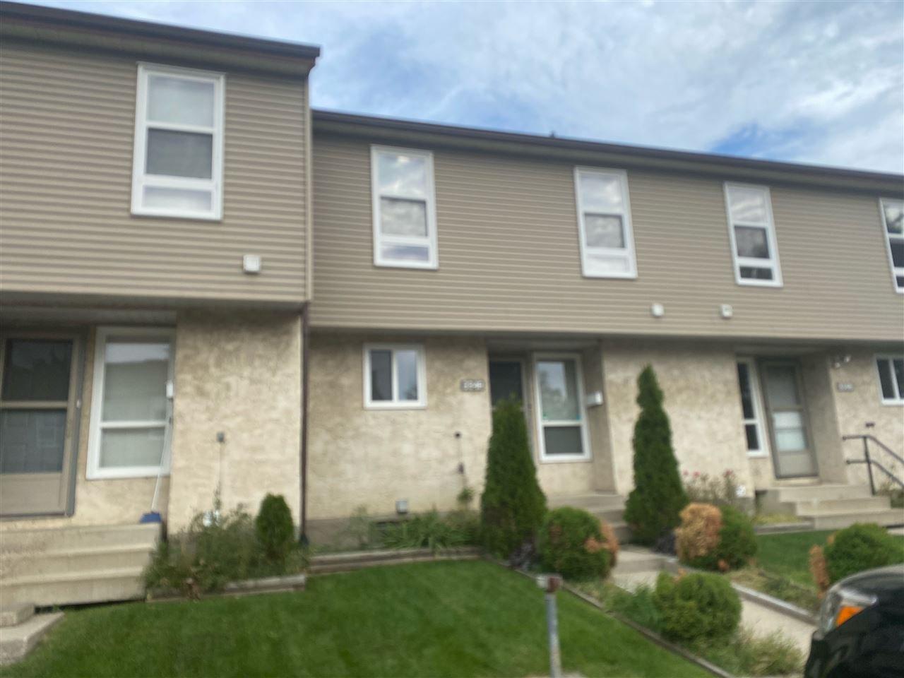 Main Photo: 3348 116A Avenue in Edmonton: Zone 23 Townhouse for sale : MLS®# E4210688