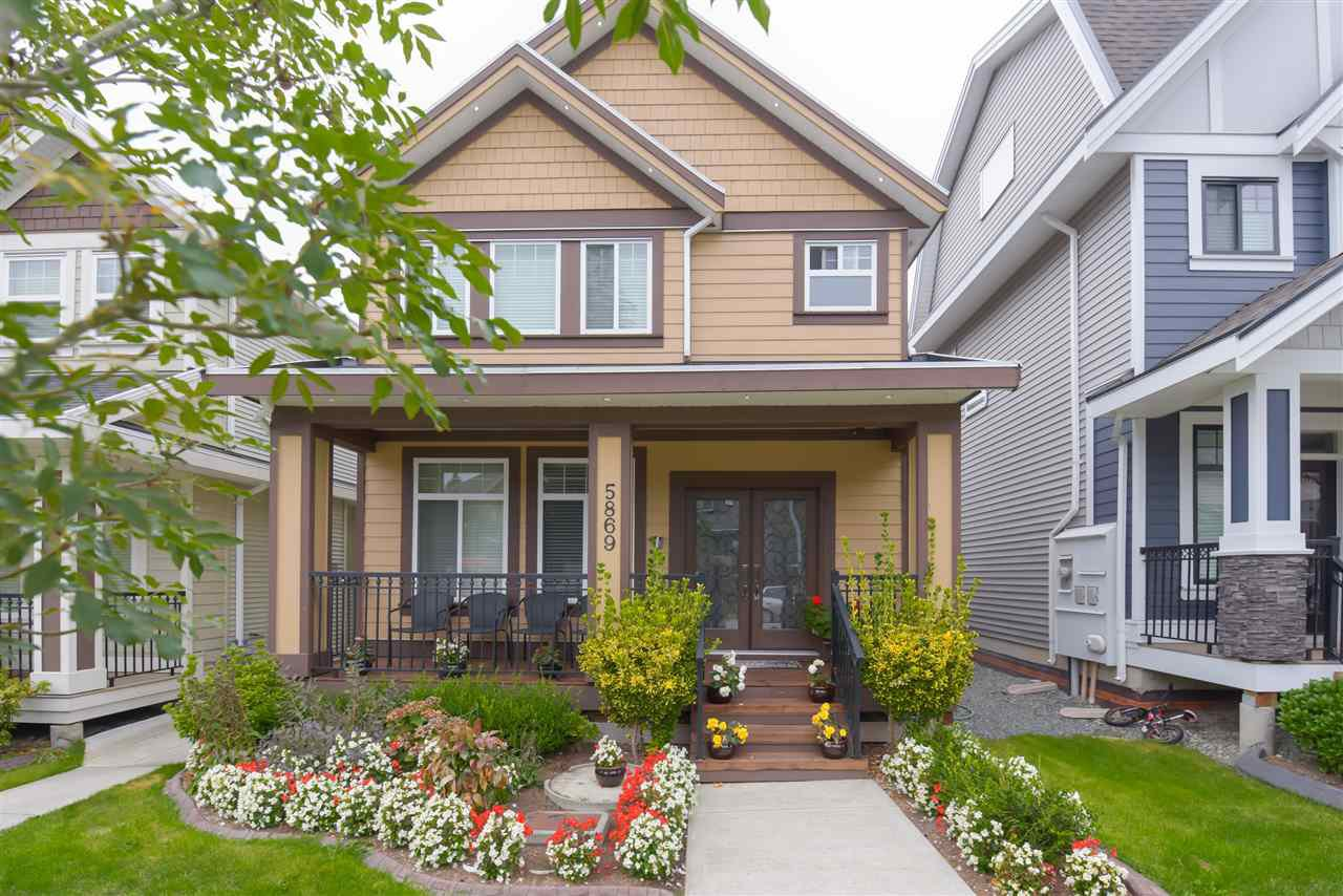 Main Photo: 5869 131A Street in Surrey: Panorama Ridge House for sale : MLS®# R2506530