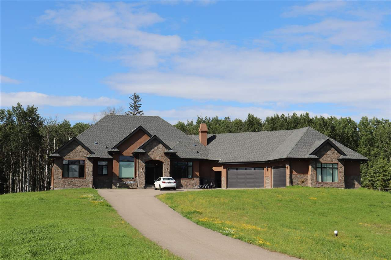 Main Photo: 14 51222 RGE RD 260: Rural Parkland County House for sale : MLS®# E4165902
