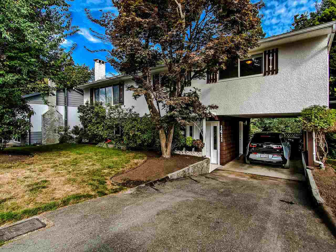 Main Photo: 1411 MORRISON Street in Port Coquitlam: Lower Mary Hill House for sale : MLS®# R2501153