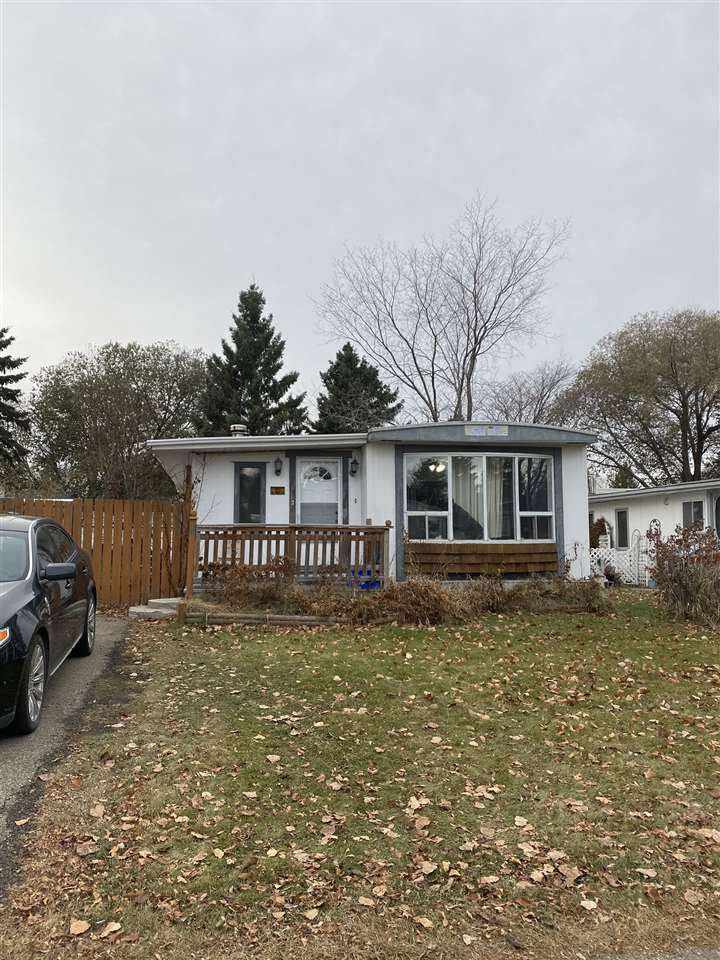 Main Photo: 15 Post Road in Edmonton: Zone 42 Mobile for sale : MLS®# E4220768