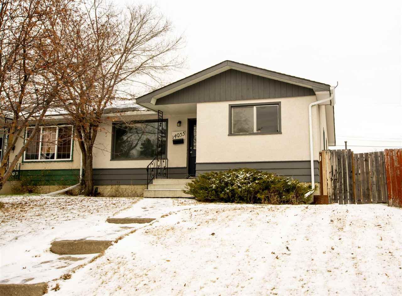 Main Photo: 14035 63 Street in Edmonton: Zone 02 House Half Duplex for sale : MLS®# E4179464