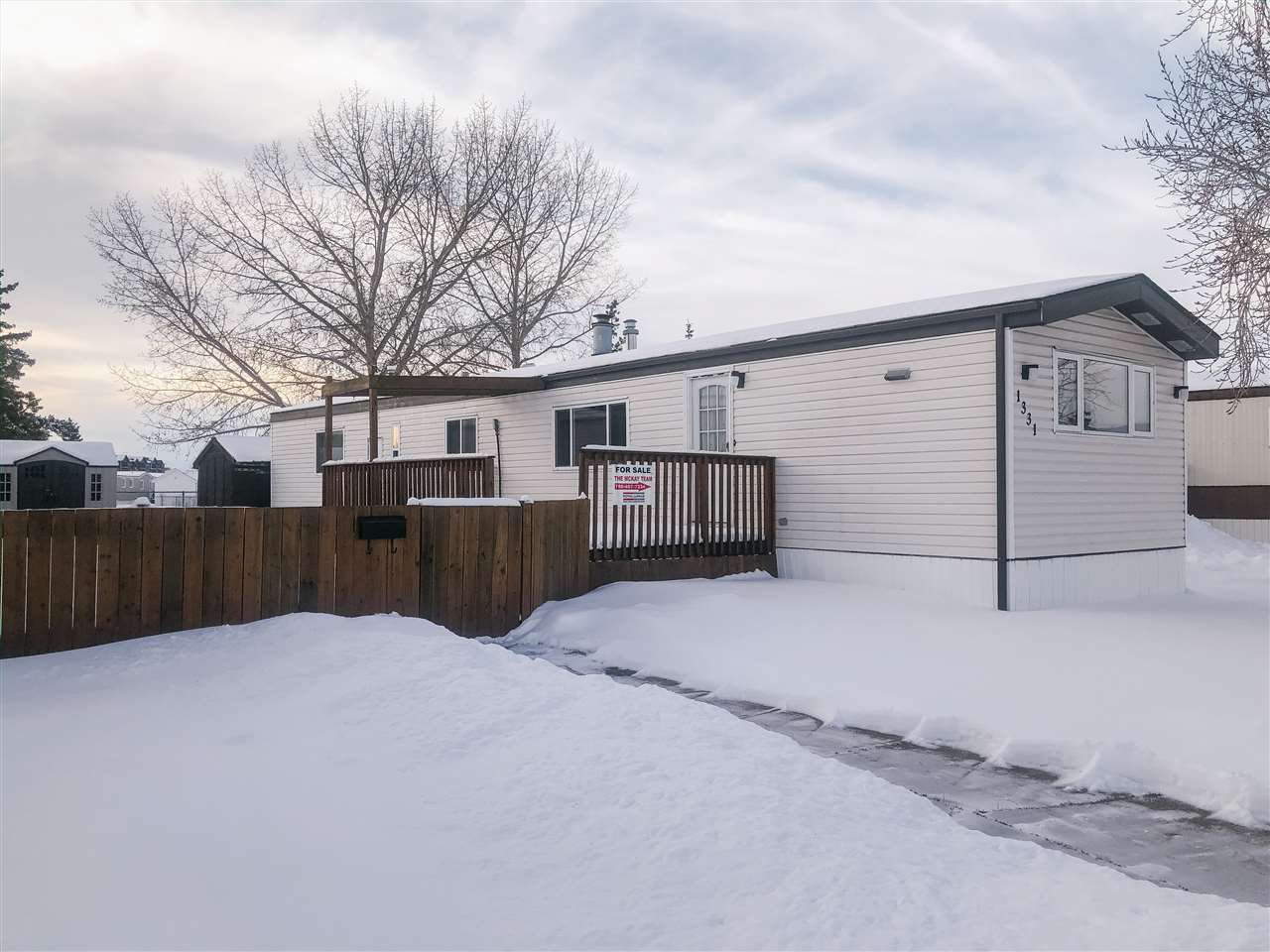 Main Photo: 1331 Lakewood Crescent: Sherwood Park Mobile for sale : MLS®# E4183103