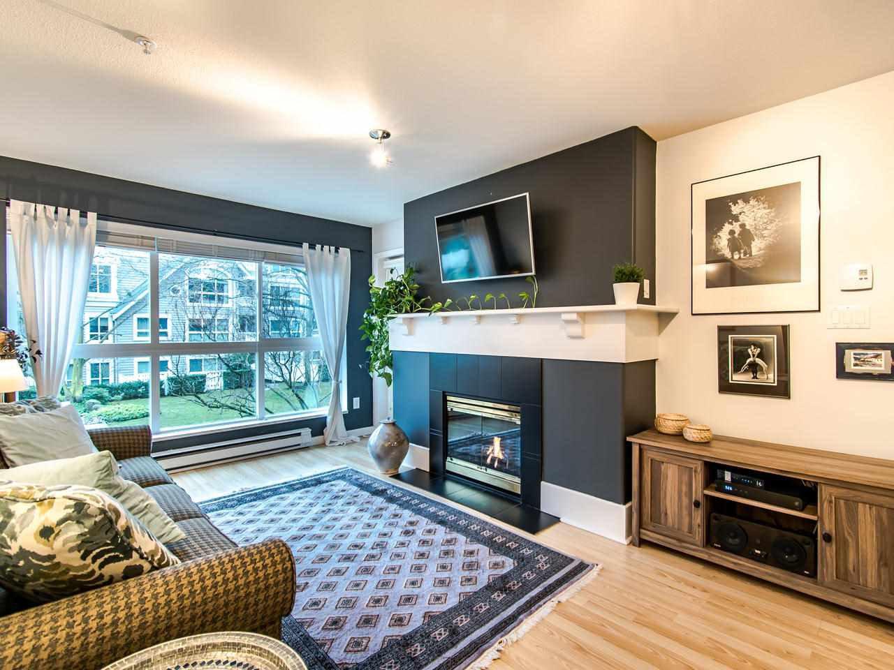 """Main Photo: 219 5900 DOVER Crescent in Richmond: Riverdale RI Condo for sale in """"The Hamptons"""" : MLS®# R2429773"""