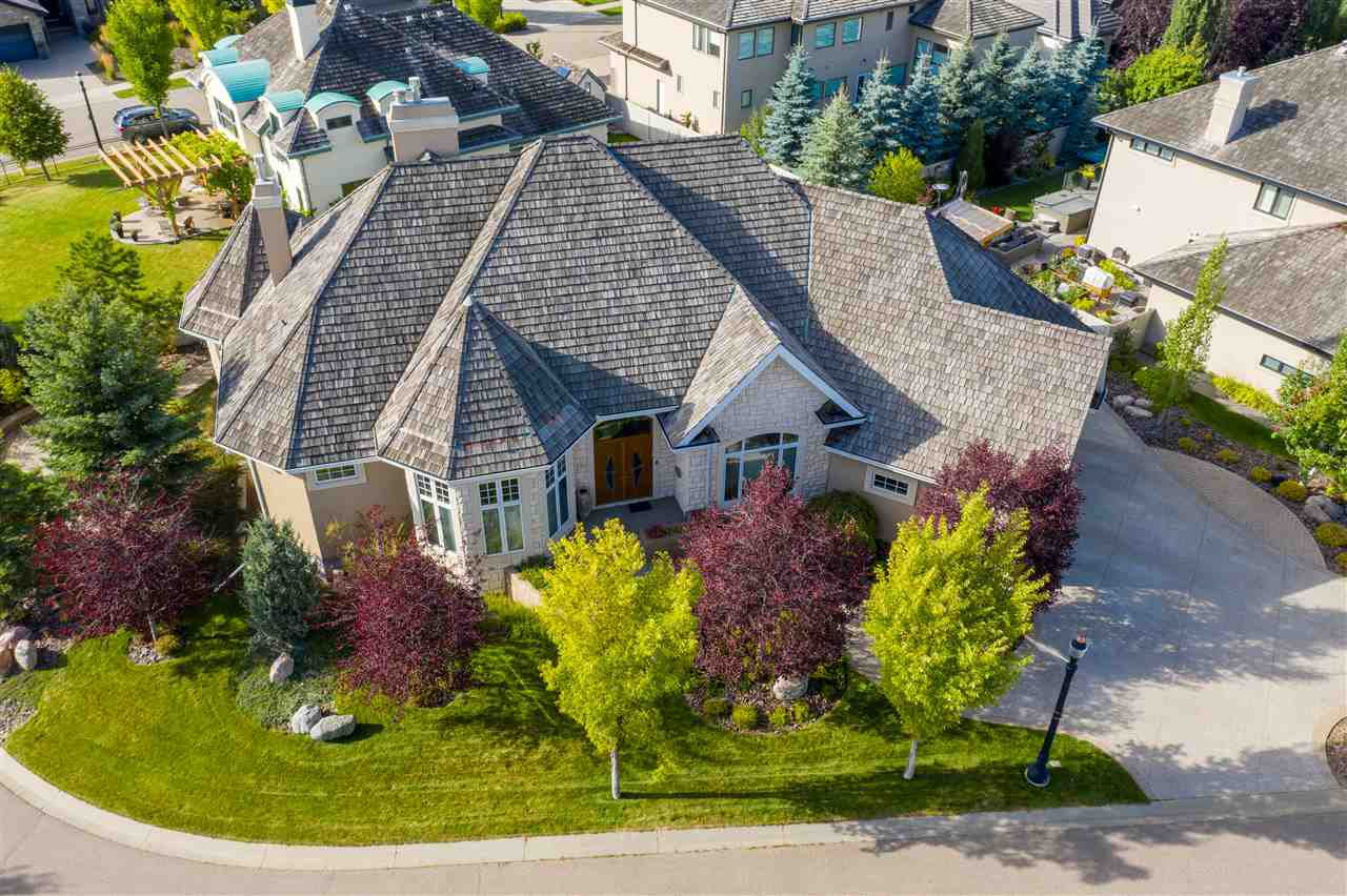 Main Photo: 1420 WOODWARD Crescent in Edmonton: Zone 22 House for sale : MLS®# E4190086