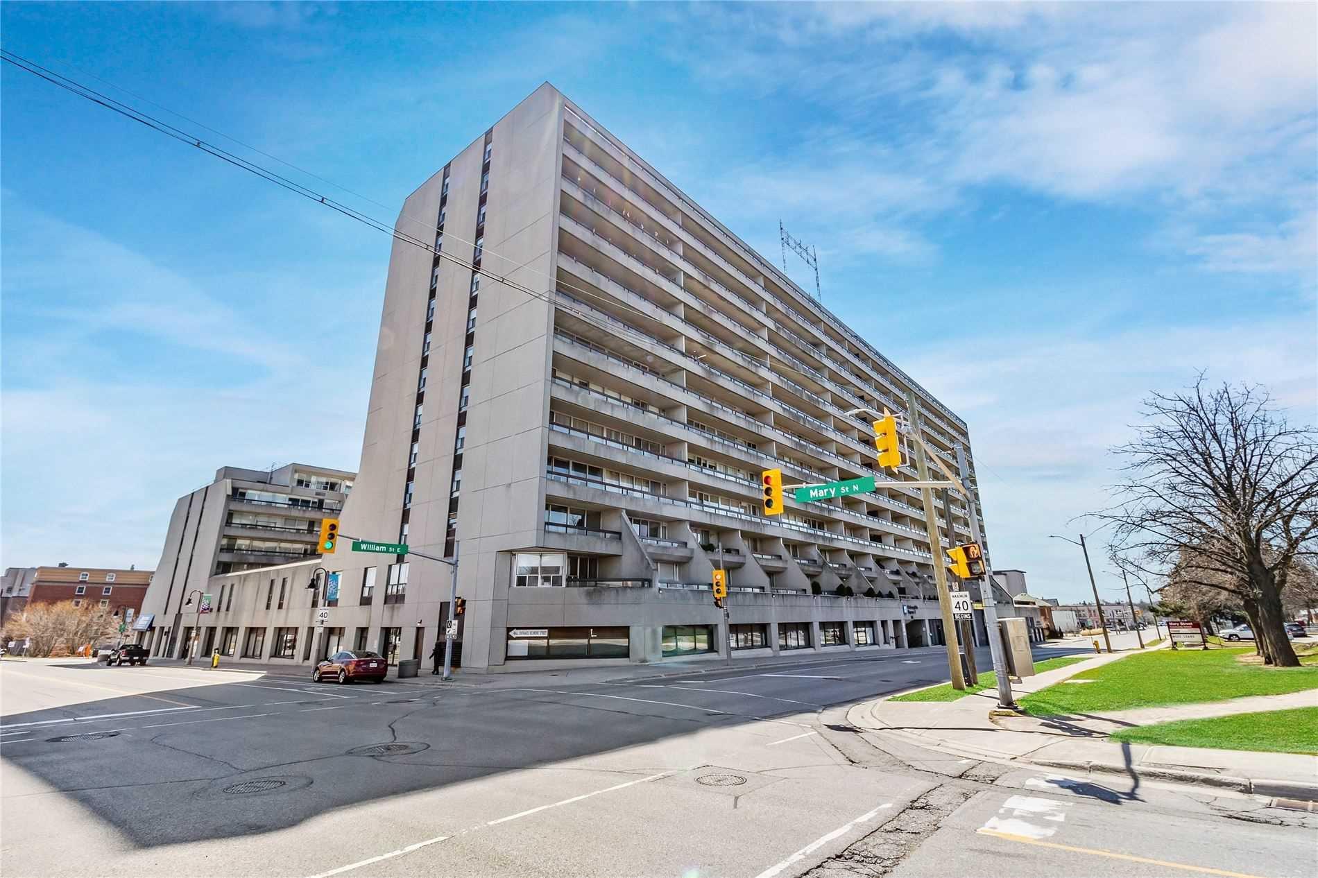 Main Photo: 305 55 E William Street in Oshawa: O'Neill Condo for sale : MLS®# E4747876