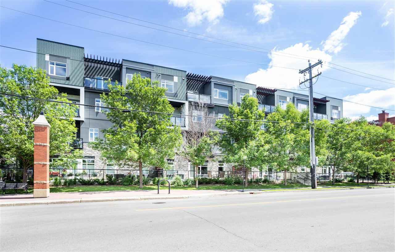 Main Photo: 204 8525 91 Street in Edmonton: Zone 18 Condo for sale : MLS®# E4202515