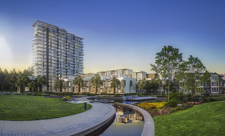 "Main Photo: 407 5687 GRAY Avenue in Vancouver: University VW Condo for sale in ""ETON"" (Vancouver West)  : MLS®# R2507786"