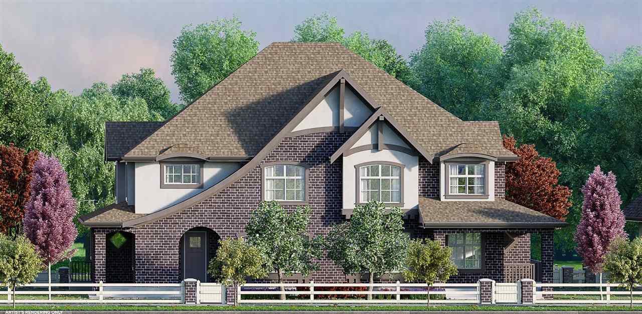 Main Photo: 16638 26 Avenue in Surrey: Grandview Surrey Land for sale (South Surrey White Rock)  : MLS®# R2519331