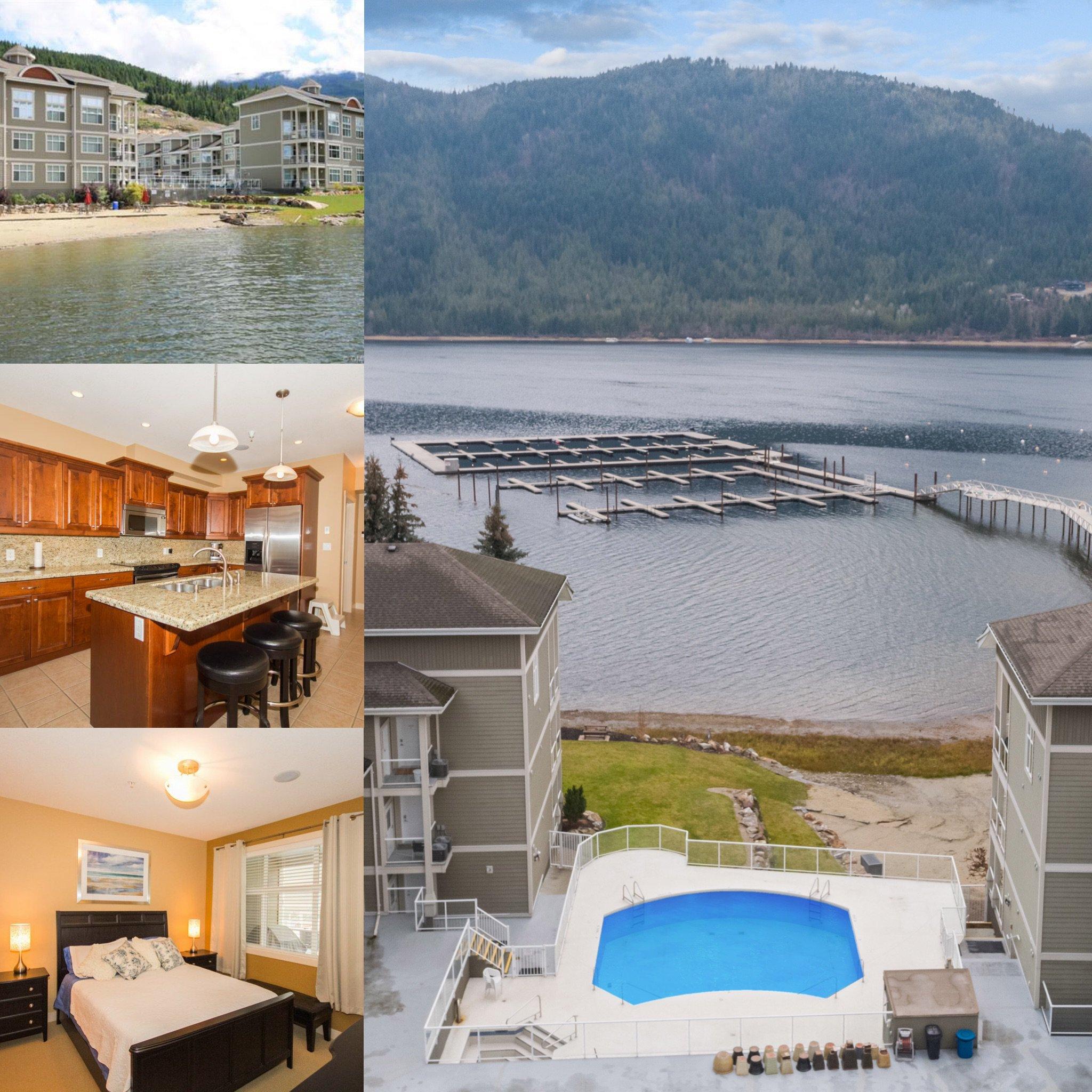 Main Photo: #105 302 Mara Lake Lane in : Sicamous Property for sale (SM)  : MLS®# 10172103