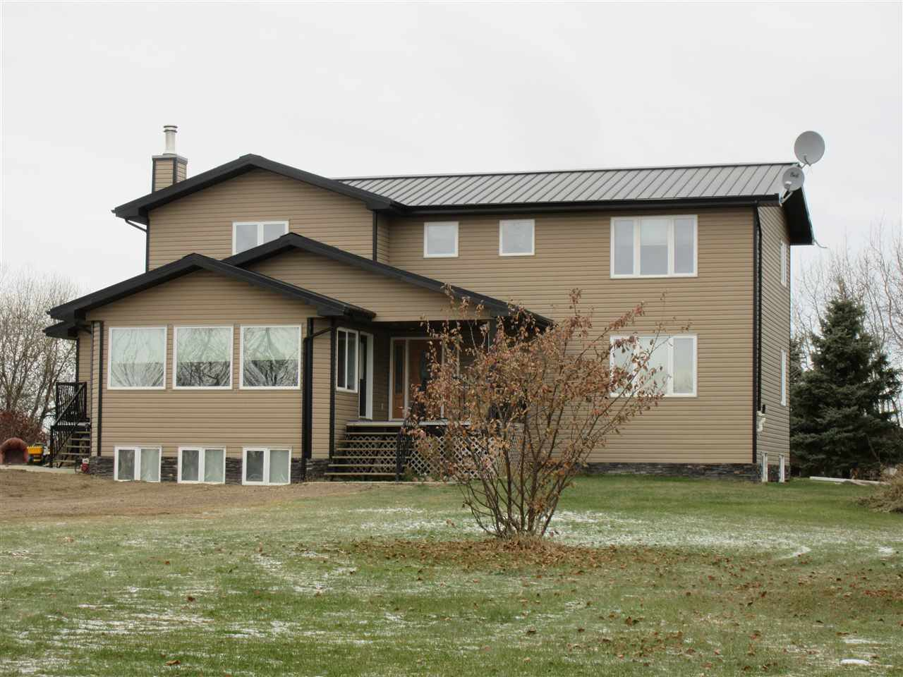 Main Photo: 60320 RR205: Rural Thorhild County House for sale : MLS®# E4178593