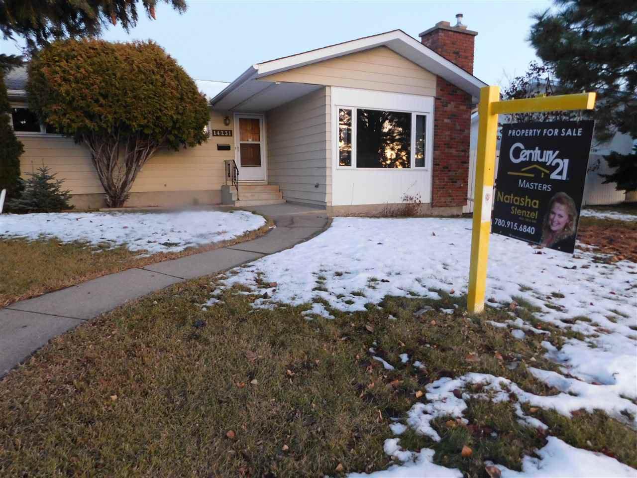 Main Photo: 14231 117 Street in Edmonton: Zone 27 House for sale : MLS®# E4180229