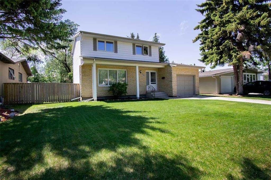 Main Photo: 30 Brookhaven Bay in Winnipeg: Southdale Residential for sale (2H)  : MLS®# 202012141