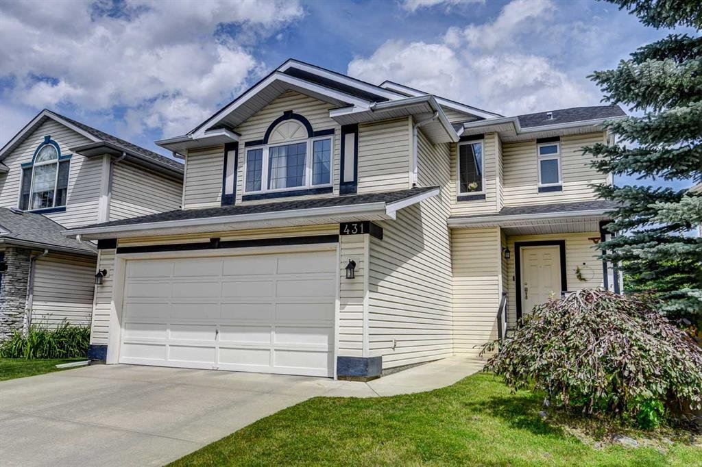 Main Photo: 431 DOUGLAS GLEN Boulevard SE in Calgary: Douglasdale/Glen Detached for sale : MLS®# A1031219