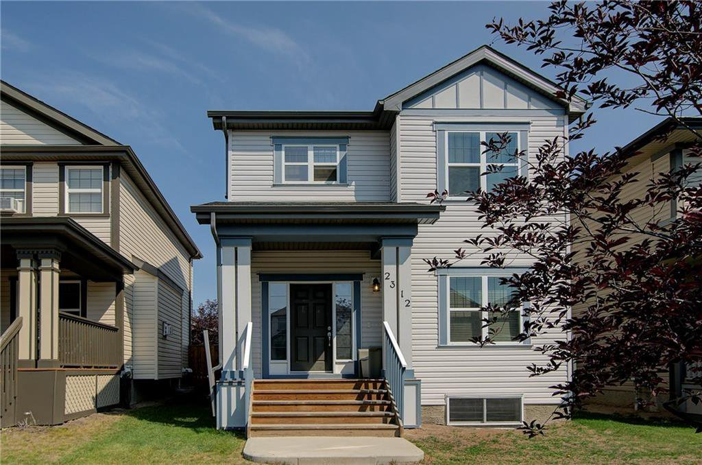 Main Photo: 2312 REUNION Rise NW: Airdrie Detached for sale : MLS®# A1035497