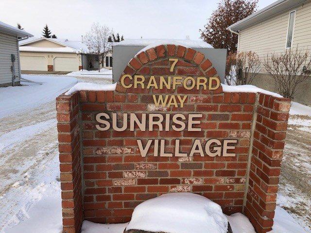 Main Photo: 6 7 CRANFORD Way: Sherwood Park House Half Duplex for sale : MLS®# E4221762