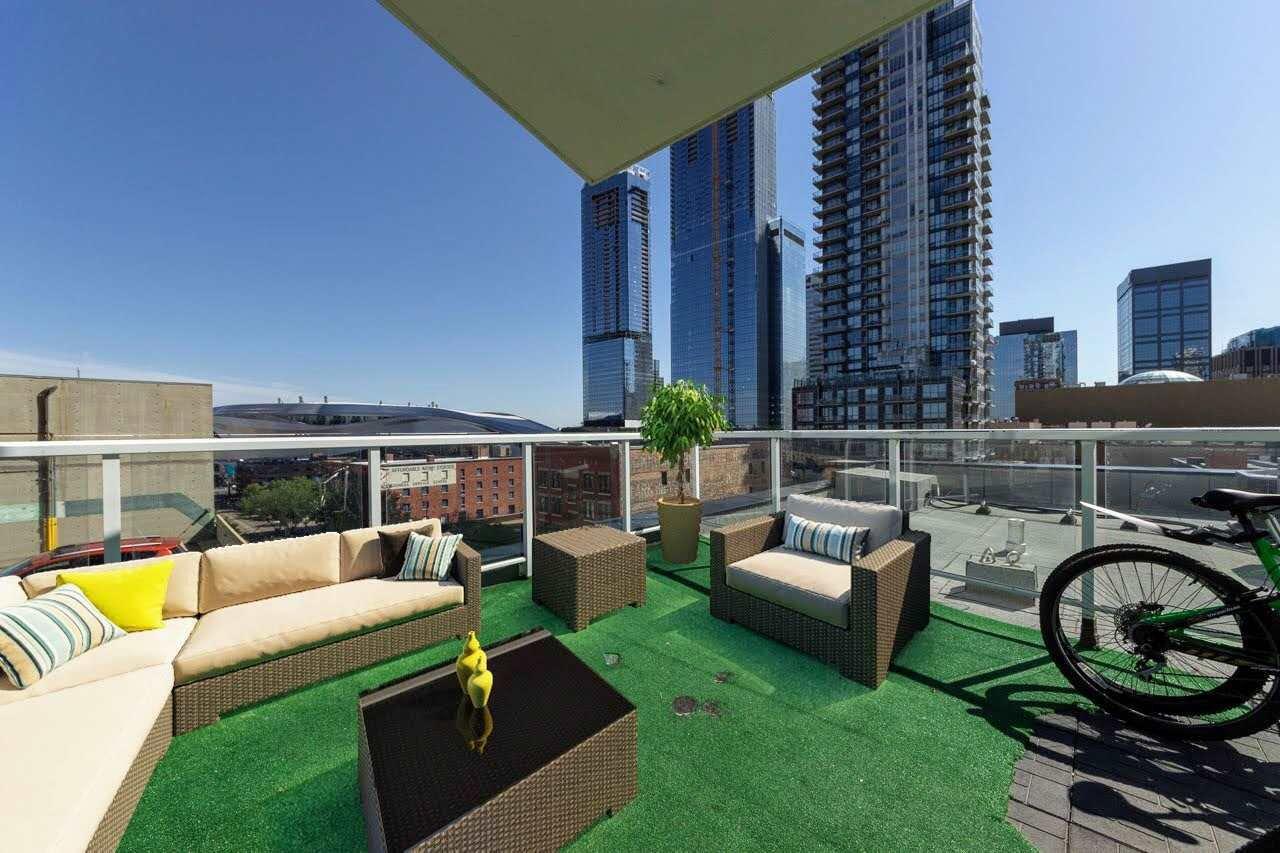 Main Photo: 604 10226 104 Street in Edmonton: Zone 12 Condo for sale : MLS®# E4186197