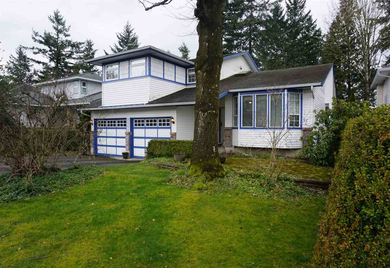 "Main Photo: 2501 GROSVENOR Place in Abbotsford: Central Abbotsford House for sale in ""Grosvenor Place"" : MLS®# R2439203"