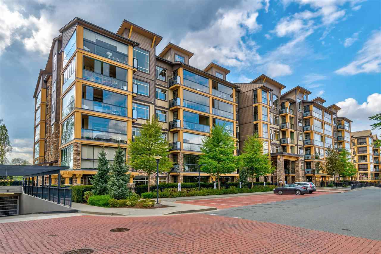"Main Photo: 523 8067 207 Street in Langley: Willoughby Heights Condo for sale in ""Yorkson Creek - Parkside 1 (Bldg A)"" : MLS®# R2451960"