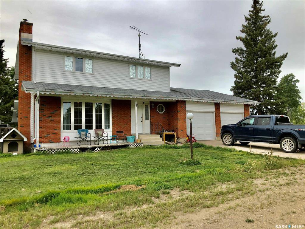 Main Photo: Chabot/Jensen Acreage Rural Address in Connaught: Residential for sale (Connaught Rm No. 457)  : MLS®# SK826387