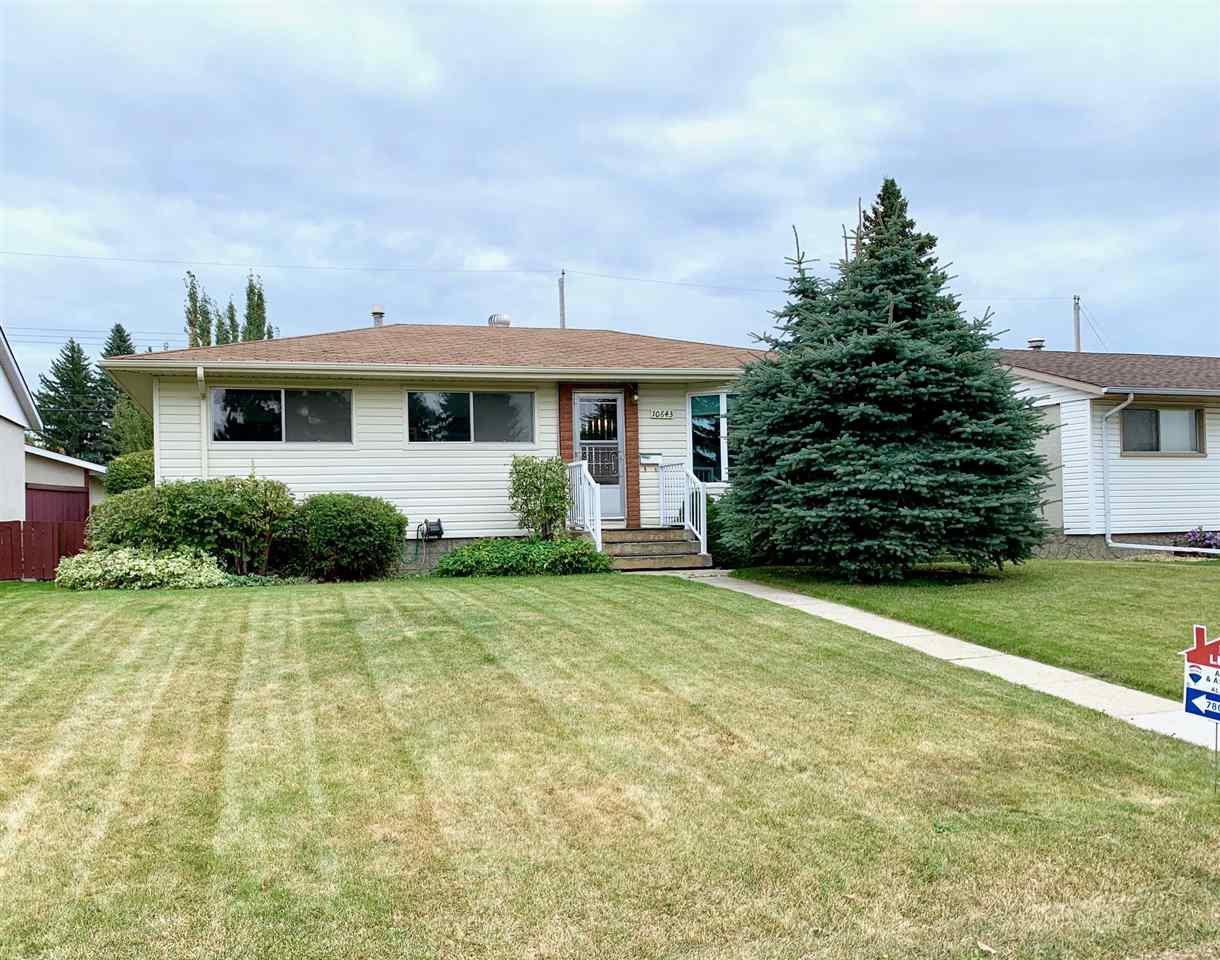Main Photo: 10643 61 Street in Edmonton: Zone 19 House for sale : MLS®# E4216784