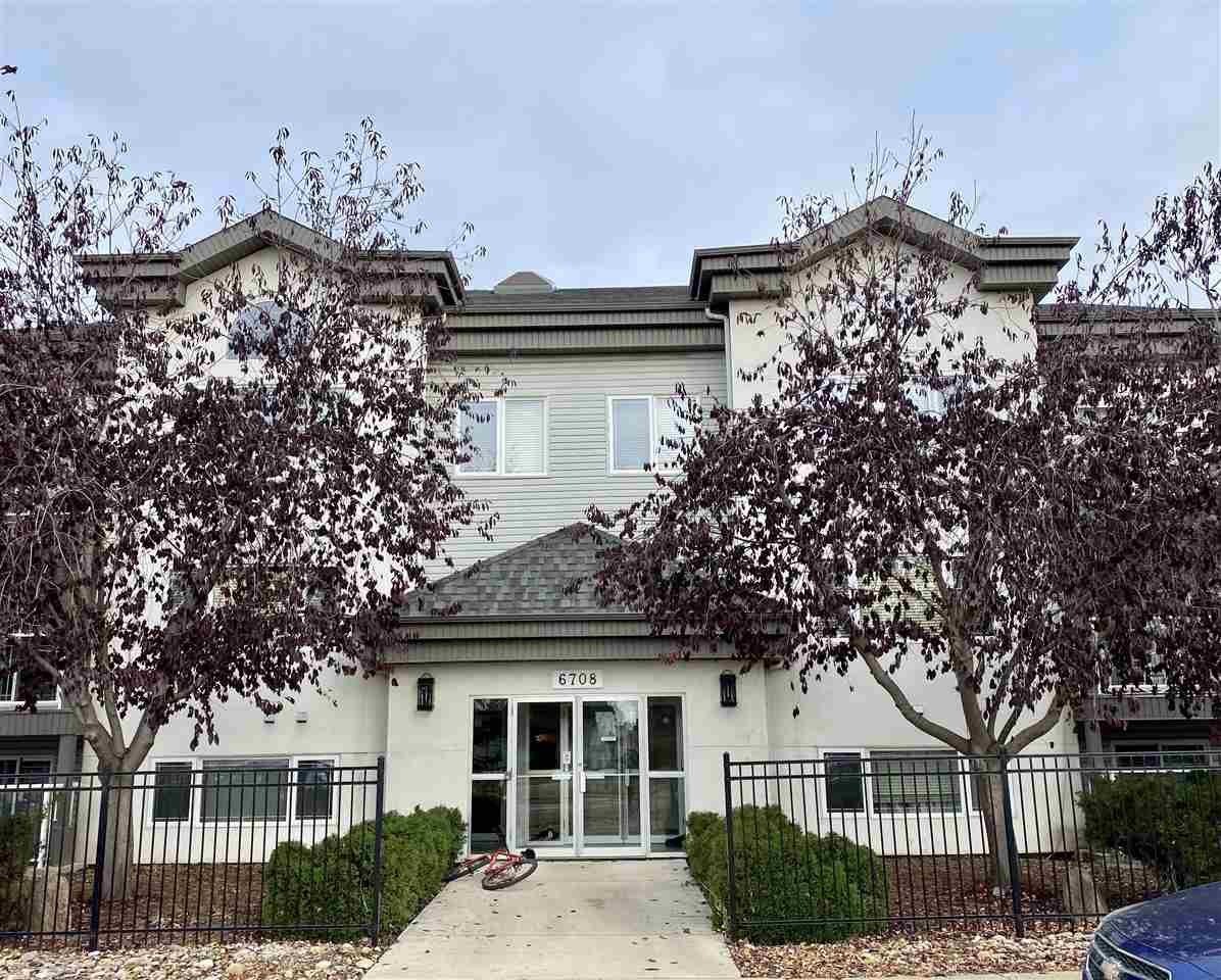 Main Photo: 304 6708 90 Avenue in Edmonton: Zone 18 Condo for sale : MLS®# E4218556