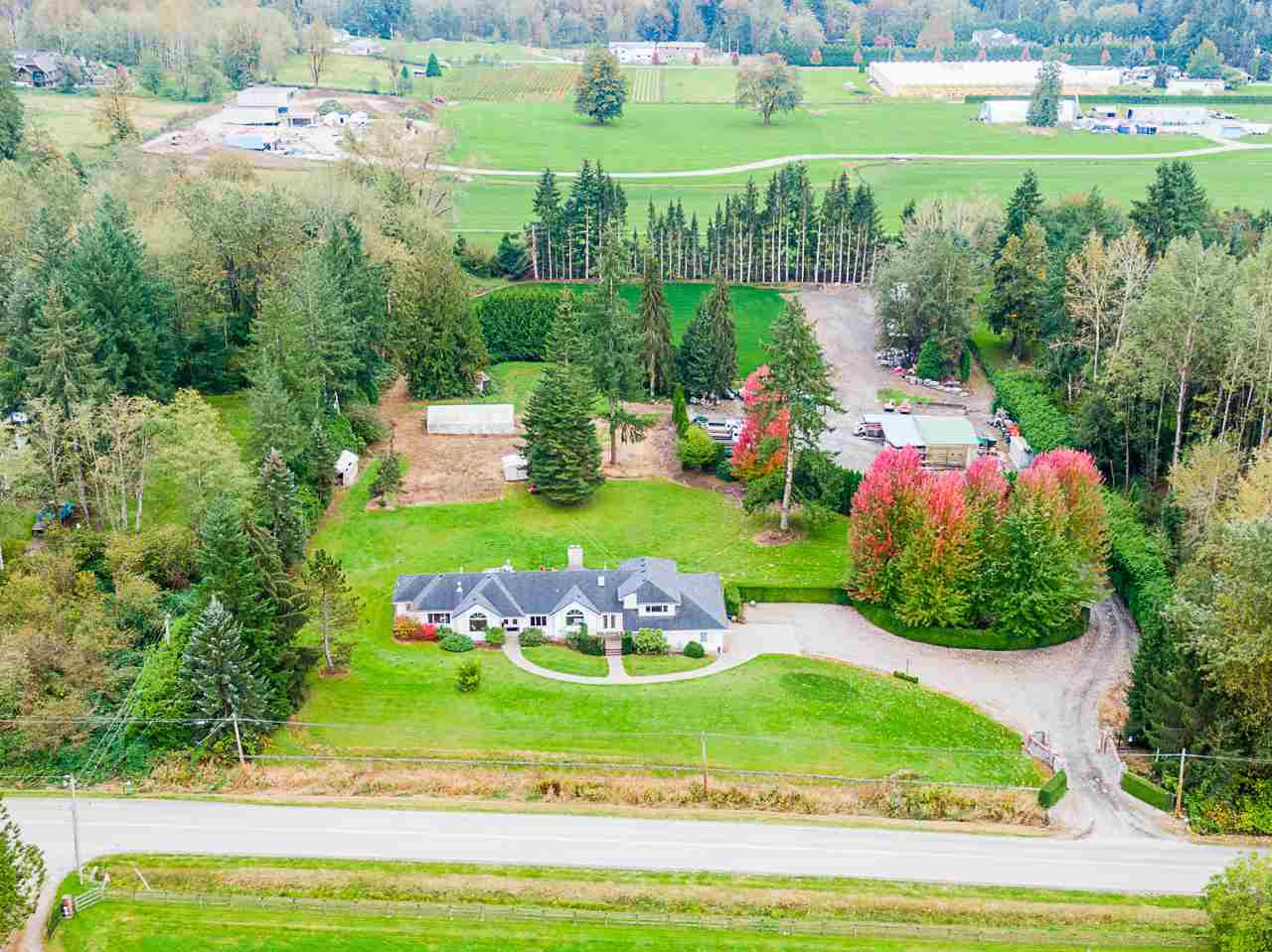 Main Photo: 24114 80 Avenue in Langley: County Line Glen Valley House for sale : MLS®# R2516295