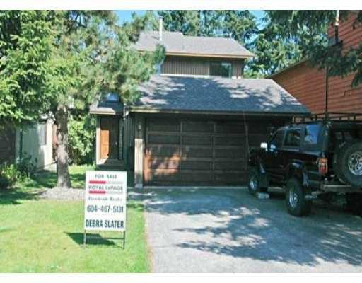 Main Photo: 11883 CHERRINGTON PL in Maple Ridge: West Central House for sale : MLS®# V533583