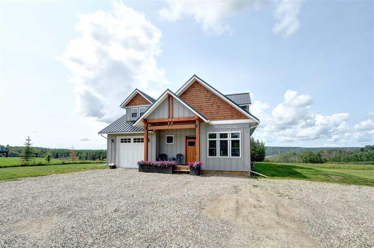 Main Photo: 13189 SUNNYSIDE Drive in Charlie Lake: Lakeshore House for sale (Fort St. John (Zone 60))  : MLS®# R2392882