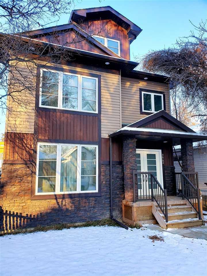 Main Photo: 9842 85 Avenue in Edmonton: Zone 15 House for sale : MLS®# E4181921