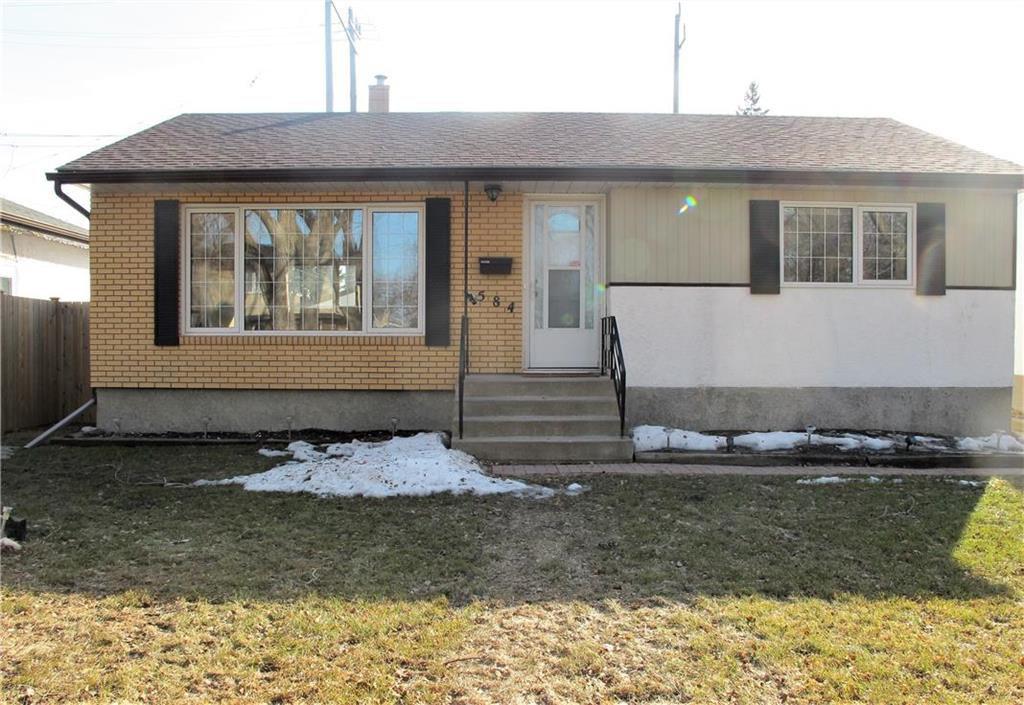 Main Photo:  in Winnipeg: East Kildonan Residential for sale (3D)  : MLS®# 202005888