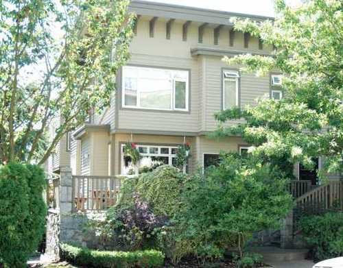 Main Photo: 1 119 6TH Street in North Vancouver: Lower Lonsdale Home for sale ()  : MLS®# V806537